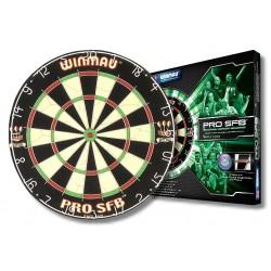 Sisal dart dartboard Winmau PRO SFB