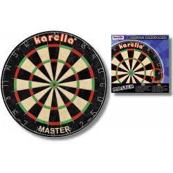 Sisal dart boards Karella MASTER