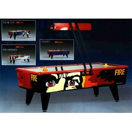 Vzdušný hokej ICE FIRE 6