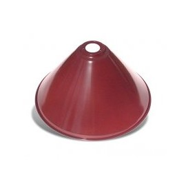 lampshade BURGUNDY