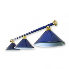 tyč k 3-lampě modrá