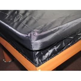 12´ft nylon table cover black