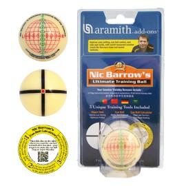 tréninková snookerová koule Aramith Ultimate 52,4mm