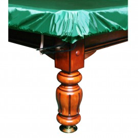 7´ft green table cover