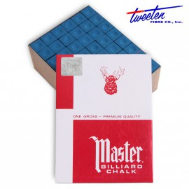 Master blue chalk 144 pcs