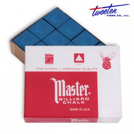 Master blue chalk 12 pcs