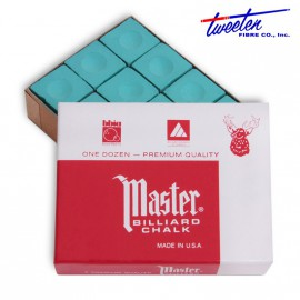 Master green chalk 12 pcs