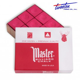 Master red chalk 12 pcs
