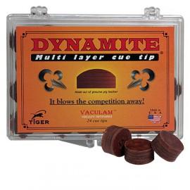 kůže Tiger Dynamite 14mm