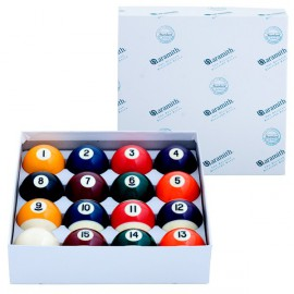set of pool balls Aramith Standard 57.2 mm