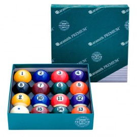 set of pool balls Aramith Premium 57.2 mm