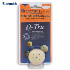 training pool balls Aramith Q-Tru 57.2 mm