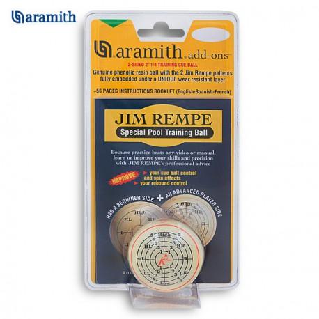 tréningová koule pool Aramith Jim Rempe 57,2mm