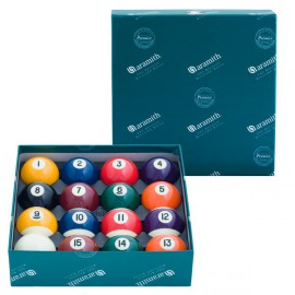 set of pool balls Aramith Premier 50.8 mm