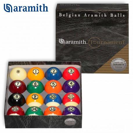 sada koulí pool Aramith Tournament 57,2mm