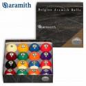 set of pool balls Aramith Tournament 57.2 mm