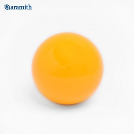 1pcs Yellow ball Aramith 38mm