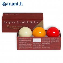 Carom ball set Super Aramith Tournament 61.5 mm (3pc)