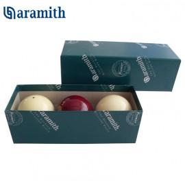 sada koulí karambol  Aramith Premier 61,5mm (3pcs)