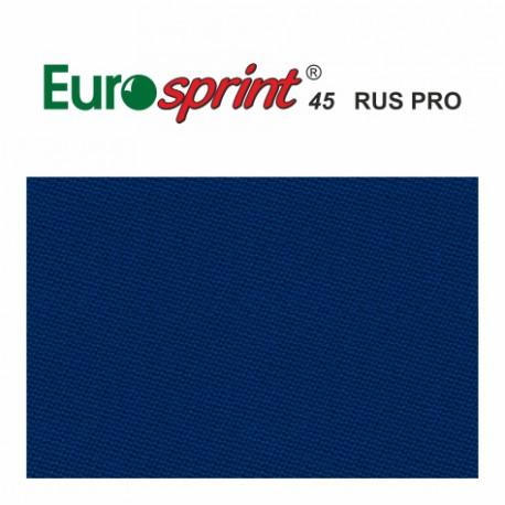 kulečníkové sukno EUROSPRINT 45 198cm barva Royal Blue