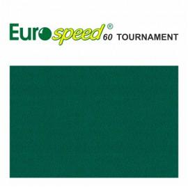 kulečníkové sukno EUROSPEED 60 TOURNAMENT 152cm American green