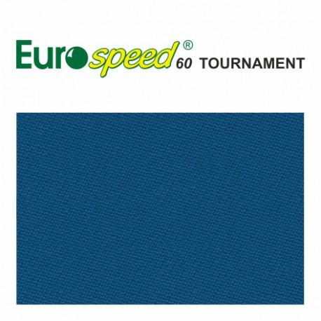 kulečníkové sukno EUROSPEED TOURNAMENT 152cm Modrý
