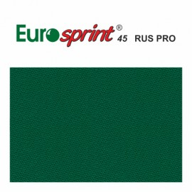 billiard cloth EUROSPRINT 45 198 cm colour yellow-green