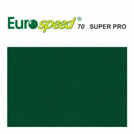 kulečníkové sukno EUROSPEED 70 SUPER PRO Yellow-green 165cm