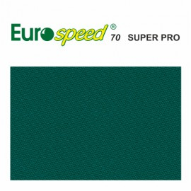 billiard cloth EUROSPEED 70 SUPER PRO blue-green 165cm