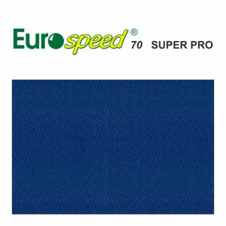 kulečníkové sukno EUROSPEED 70 SUPER PRO Royal blue 165cm