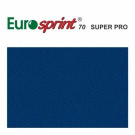 billiard cloth EUROSPRINT 70 SUPER PRO royal blue 198cm