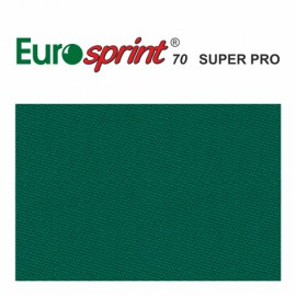 billiard cloth EUROSPRINT 70 SUPER PRO blue-green 198cm