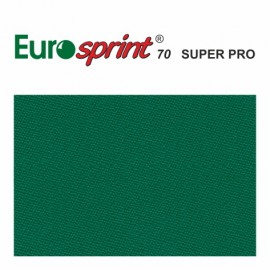 billiard cloth EUROSPRINT 70 SUPER PRO yellow-green 198cm
