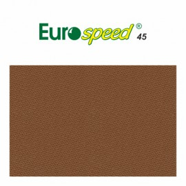 billiard cloth EUROSPEED 45 165 cm colour camel