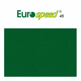 billiard cloth EUROSPEED 45 waterproof English green 165cm
