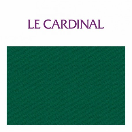 kul. sukno LE CARDINAL 164cm,barva  žluto zelená