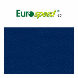 billiard cloth EUROSPEED 45 165 cm colour royal blue