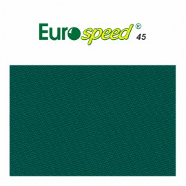 billiard cloth EUROSPEED 45 165 cm colour blue green