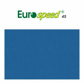 billiard cloth EUROSPEED 45 165 cm colour electric blue