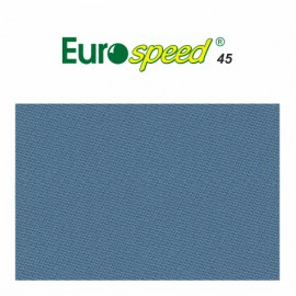 billiard cloth EUROSPEED 45 165 cm colour powder blue