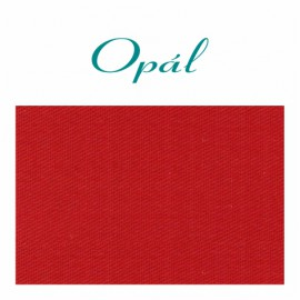 billiard cloth for carom OPAL 152 cm red