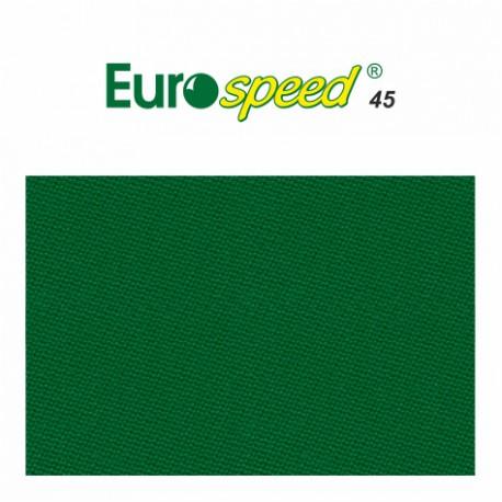 kulečníkové sukno EUROSPEED  164 cm barva English green