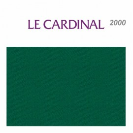 billiard cloth LE CARDINAL 2000 198cm colour yellow-green