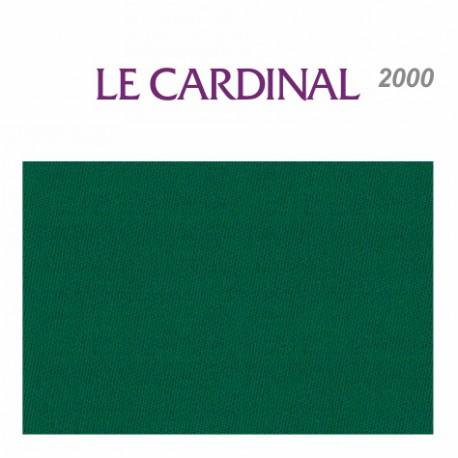 kulečníkové sukno LE CARDINAL 2000 198 cm barva žluto zelená