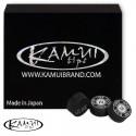 Slip on cue tip Kamui Black 11 mm Medium