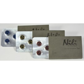 Nili multilayer cue tips 12 mm
