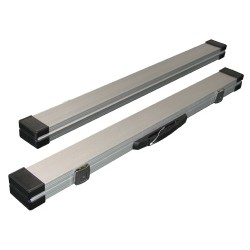aluminium cue case for pyramide