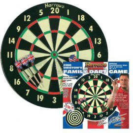 Terč Harrows Dartboard Family darts