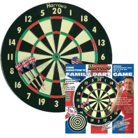 Dartboard Family darts