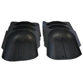 molded rubber gully boot (set 6 pcs)